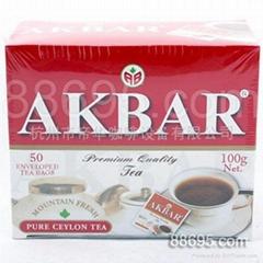 斯里蘭卡AKBAR雅客巴錫蘭精選紅茶