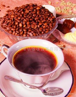 新鲜烘焙哥伦比亚咖啡 1