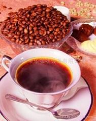 新鲜烘焙哥伦比亚咖啡