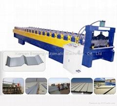YX51-820隱藏式屋面板輥壓機
