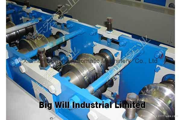 Good Quanlity Roller Shutter Door Roll Forming Machine 3