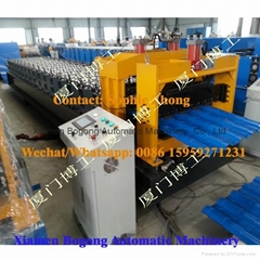 YX38-840 Tile Roof Sheet Forming Machine