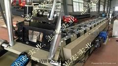 Steel U Purlin Roll Forming Machine