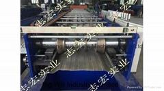 YX30-1100镀锌板辊压成型机
