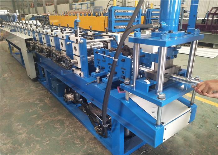 Chinese Shutter Door Roll Forming Machine 3