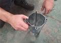 Chinese Shutter Door Roll Forming Machine 5