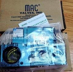 MAC电磁阀