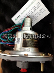 CCS pressure switch