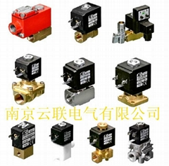 Acl valve E107, voltage 24VDC, caliber 1/2