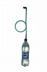 瓶吸飲水系統
