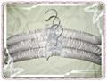 Satin hanger