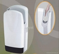 Automatic high speed hand dryer