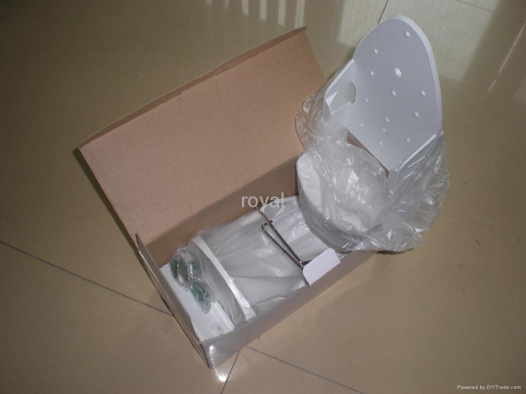 Iron board holder 5