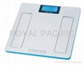 LED Bathroom scales