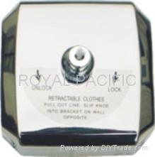 Retractable Clothes Line 1