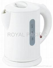 hotel plastic kettle