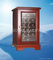 wooden wine cooler