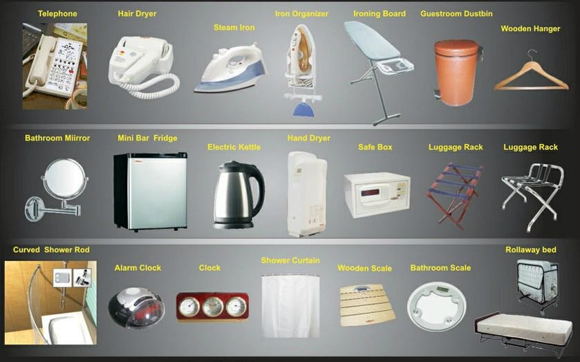 Hotel Product China Manufacturer Hotel Amenities
