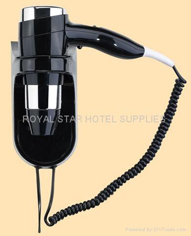 酒店壁挂電吹風 1