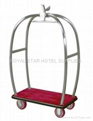 酒店行李車