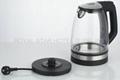 玻璃电水壶