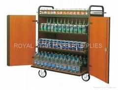 酒水運送服務車