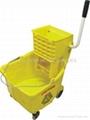 單桶搾水車