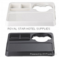 welcome tray set
