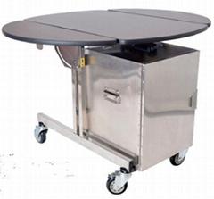 送餐車保溫箱