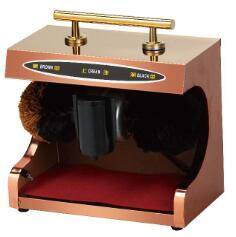 Hotel Electric automatic shoe polisher/shoe cleaning machine