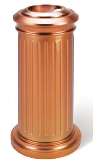 歐洲羅馬柱煙灰桶 2