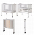 Baby crib and chair