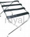stainless steel luggage rack 2
