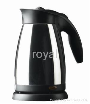1L stainless steel electric kettle 1