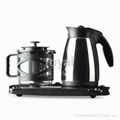 Electric kettle set