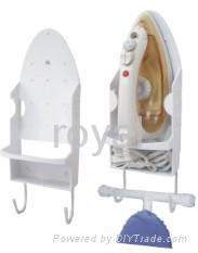 Iron board holder 4