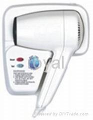Leakage test hair dryer