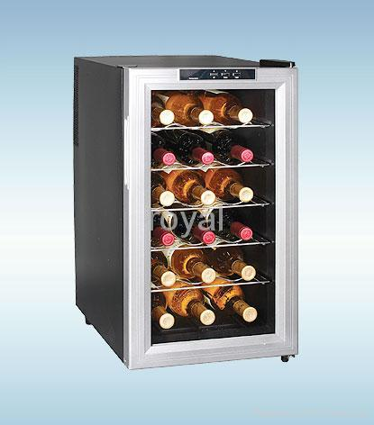 紅酒冷櫃  4