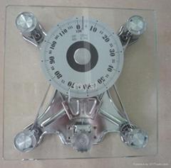 玻璃机械秤