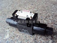 台湾原装东峰电磁阀 DOFLUID DFB-02-3C4