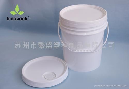 5加仑塑料桶 3