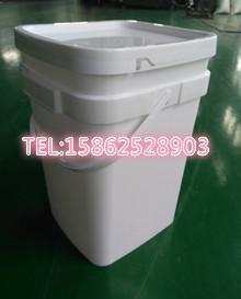 8加侖大口塑料方桶 30L塑料方桶 2