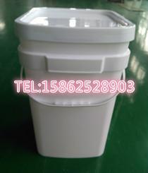 8加侖大口塑料方桶 30L塑料方桶 3