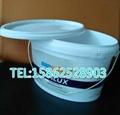 椭圆形5L升塑料桶