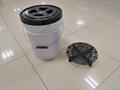 gamma螺紋蓋塑料桶20L美