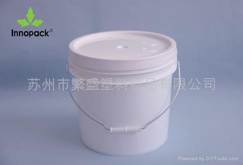 3.5加侖塑料桶 1
