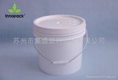 3.5加侖塑料桶