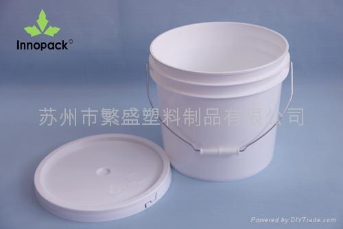 3.5加仑塑料桶 2