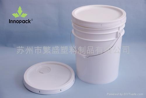 20L美式塑料桶 1
