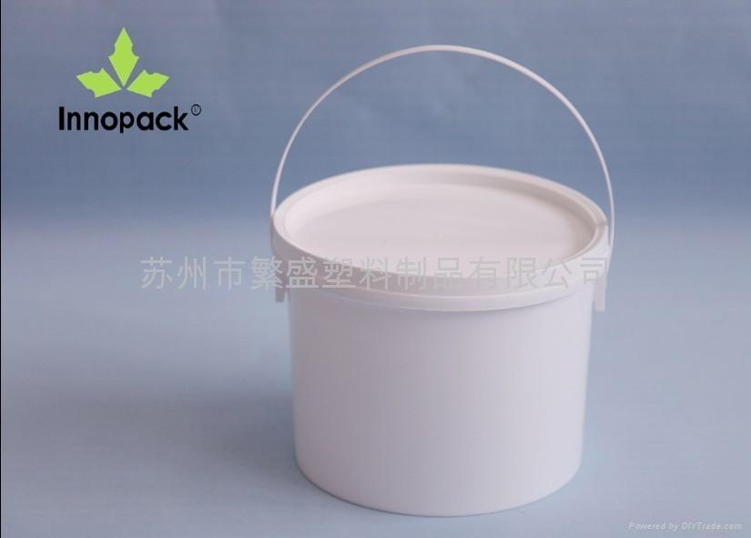 2.5L塑料桶 2